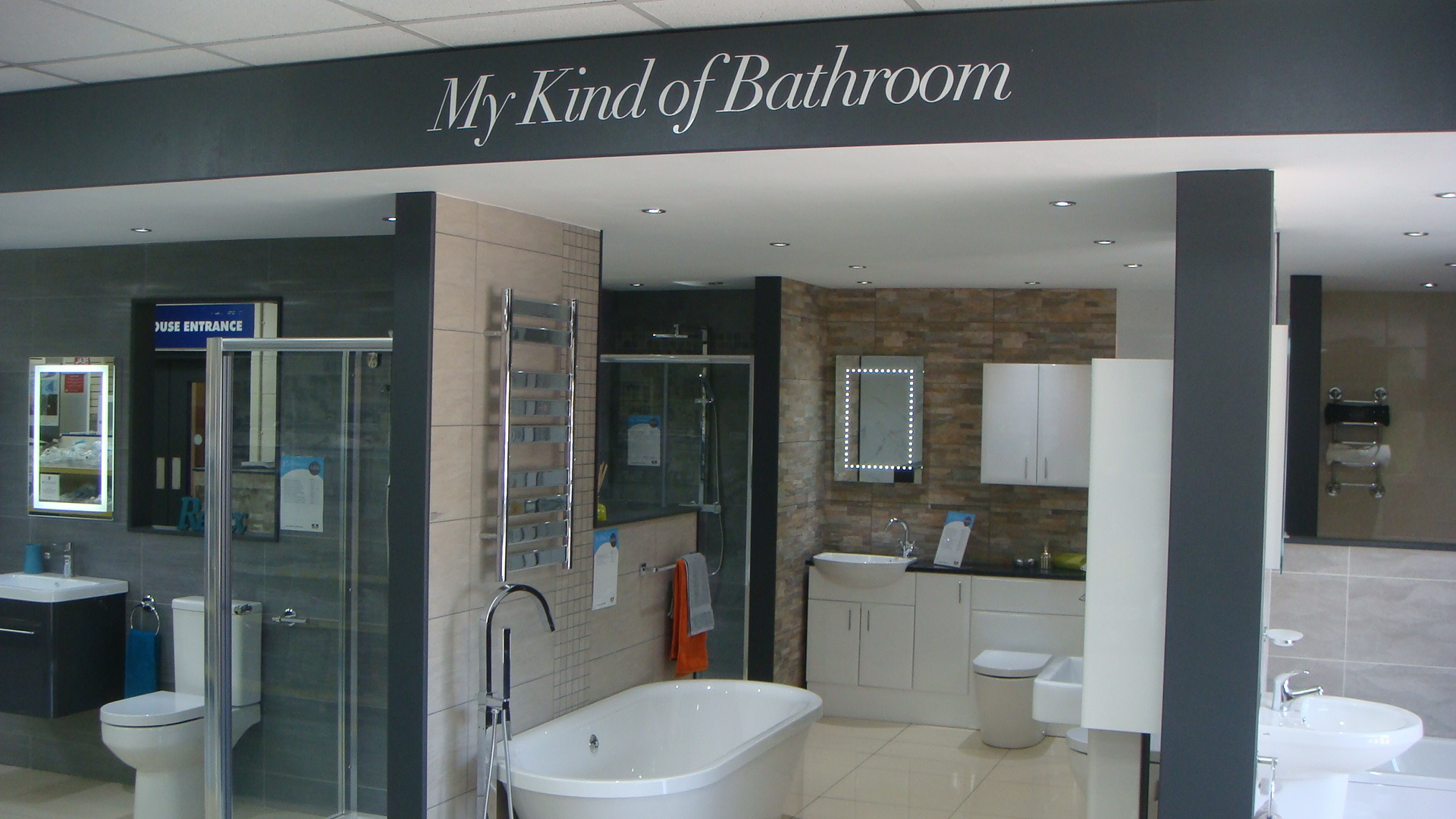 MKM Stockton Invests K In New Kitchen And Bathroom Showroom MKM - Bathroom showrooms in my area