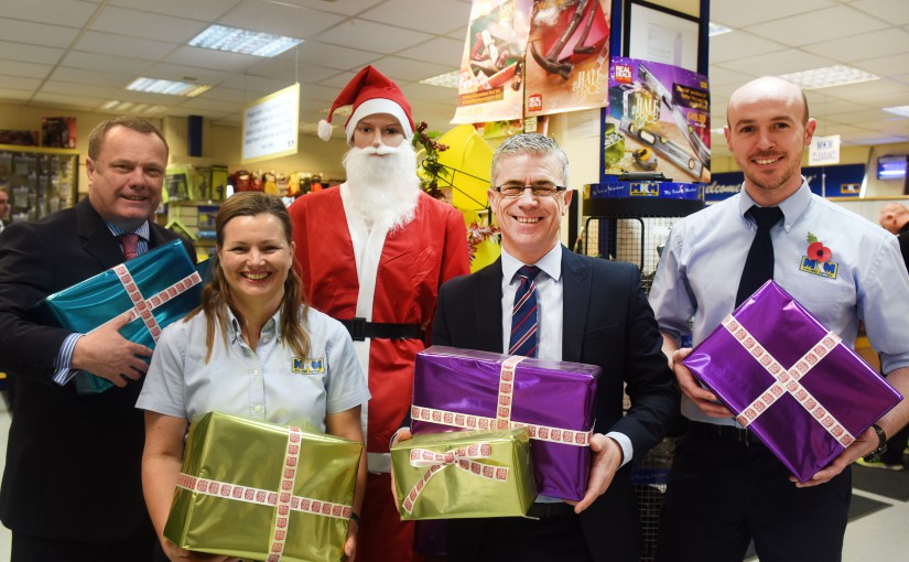 Hartlepool - Give a Little Gift Campaign