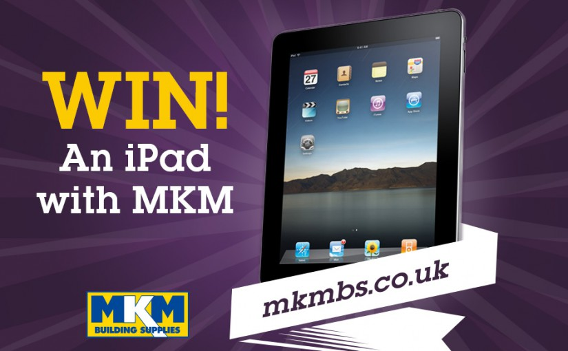 Win an iPad with MKM