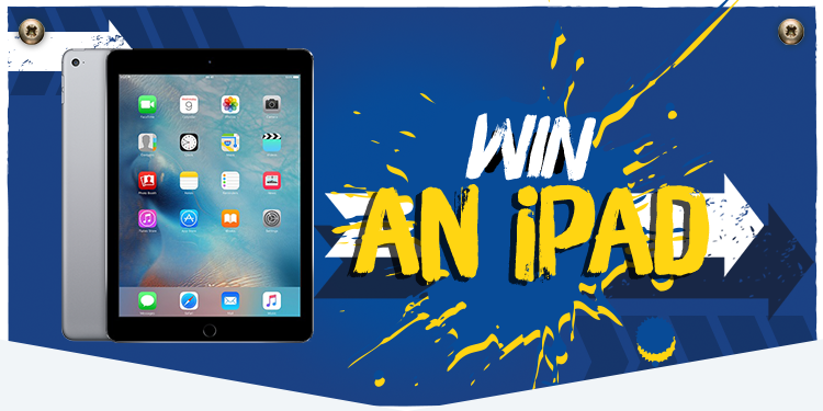 Win an iPad Air with MKM