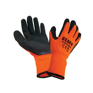 b020636-scan-knit-shell-thermal-gloves-orangeblack