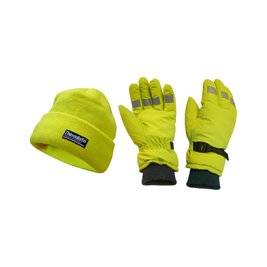 b024303-scan-hivisibility-beanie-hat-amp-gloves-yellow