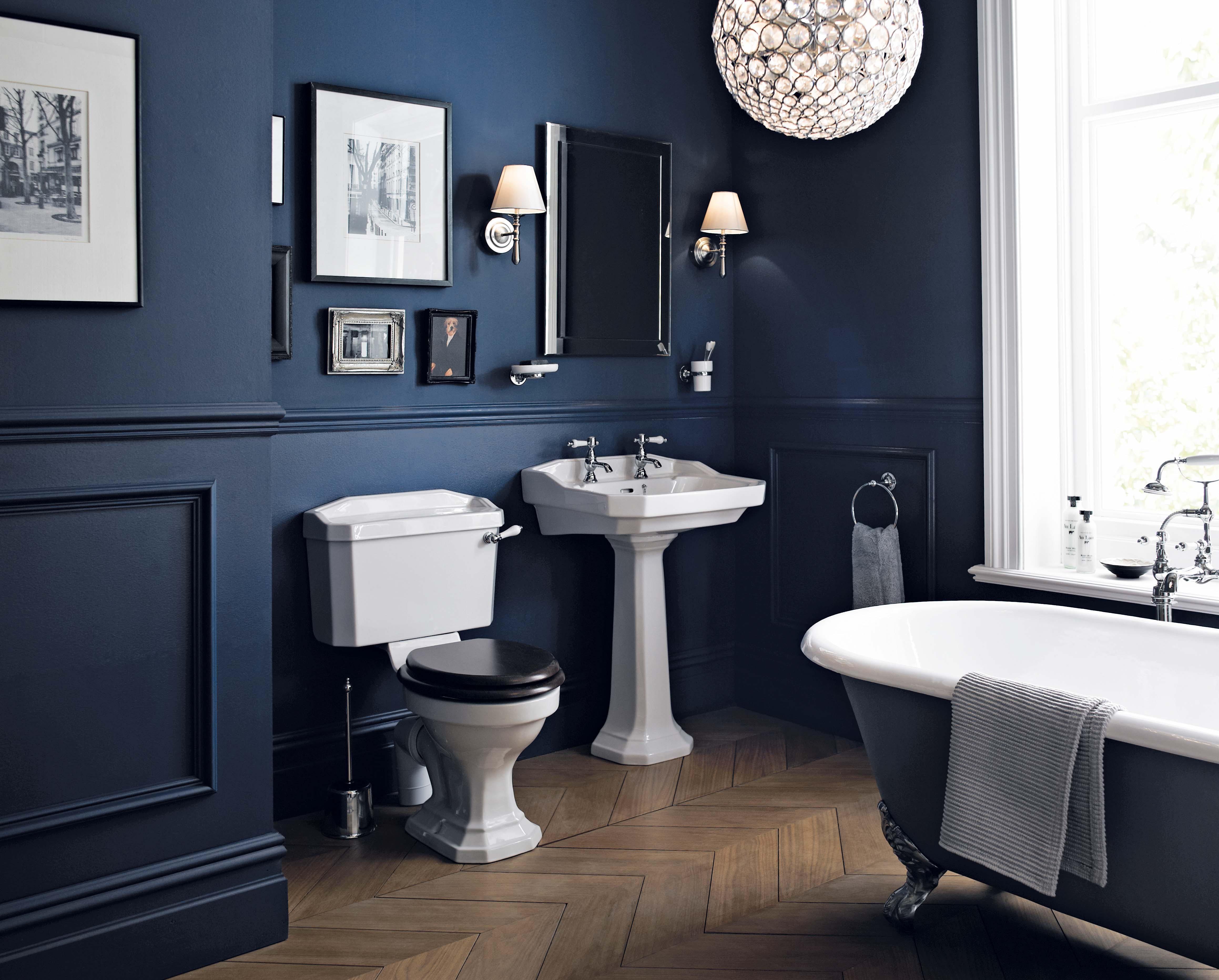 Design inspiration with heritage bathrooms mkm news advice for Bathroom remodel inspiration