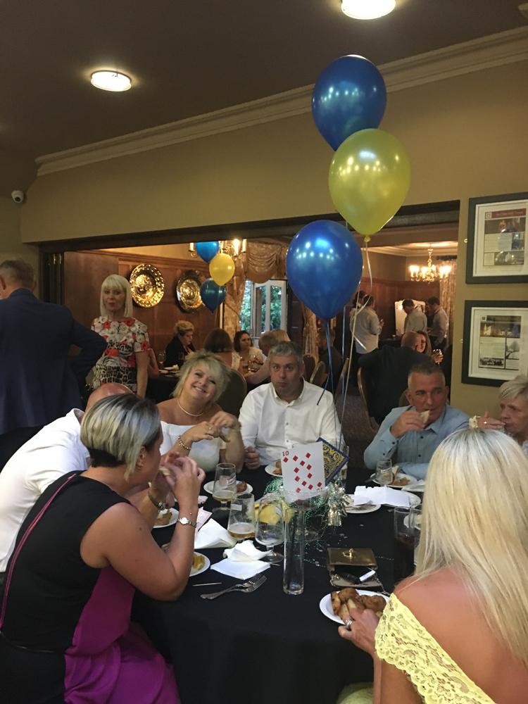 Retford 10th birthday party