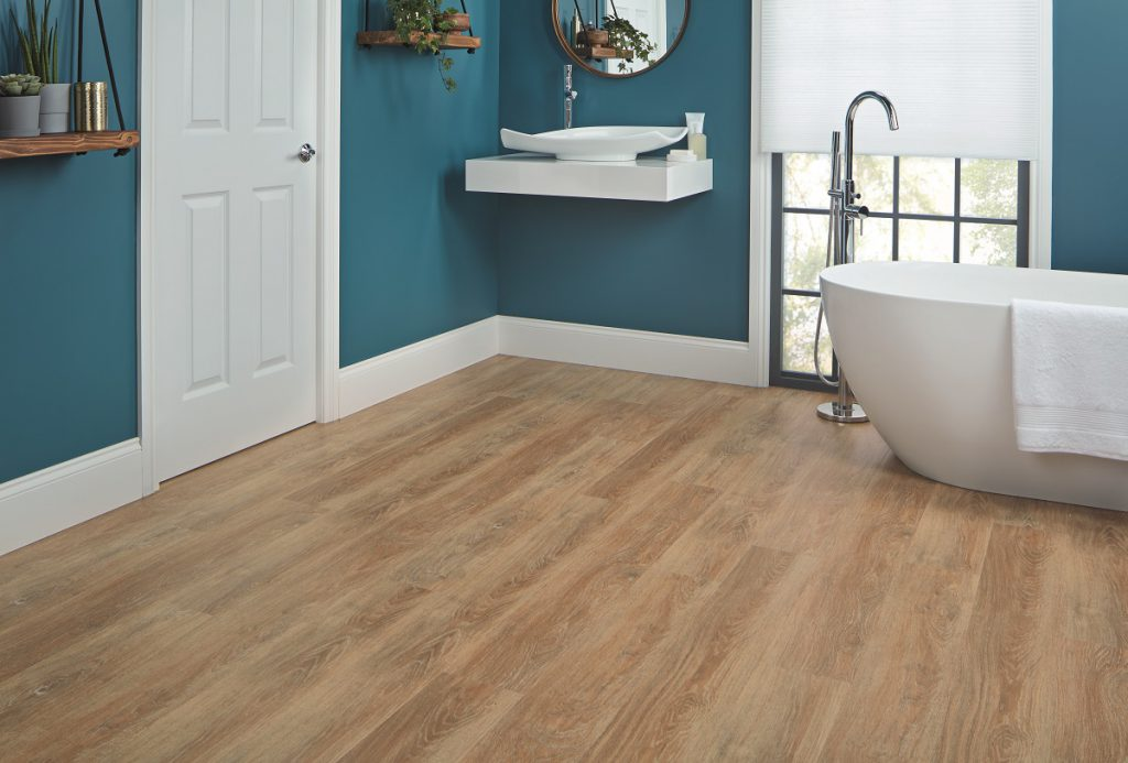 Palio by Karndean Luxury Vinyl Flooring Montieri Bathroom