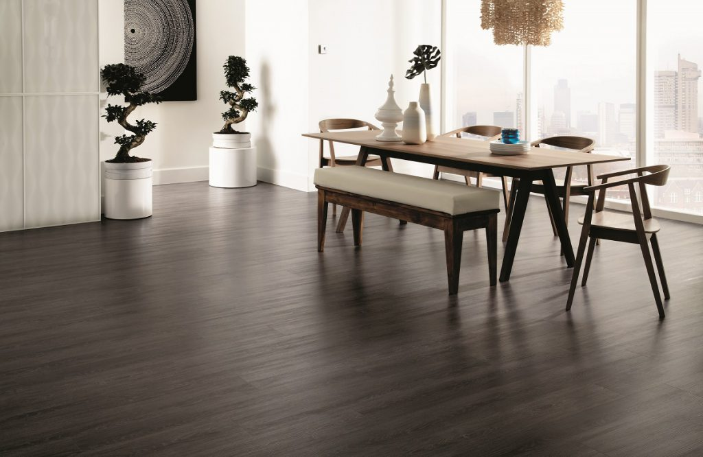 Palio by Karndean Luxury Vinyl Flooring Lucca Dining Room